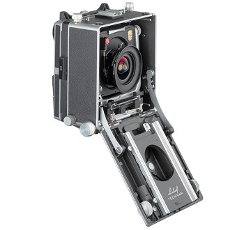 Linhof 4x5 Master Technika 3000 Metal Field Camera