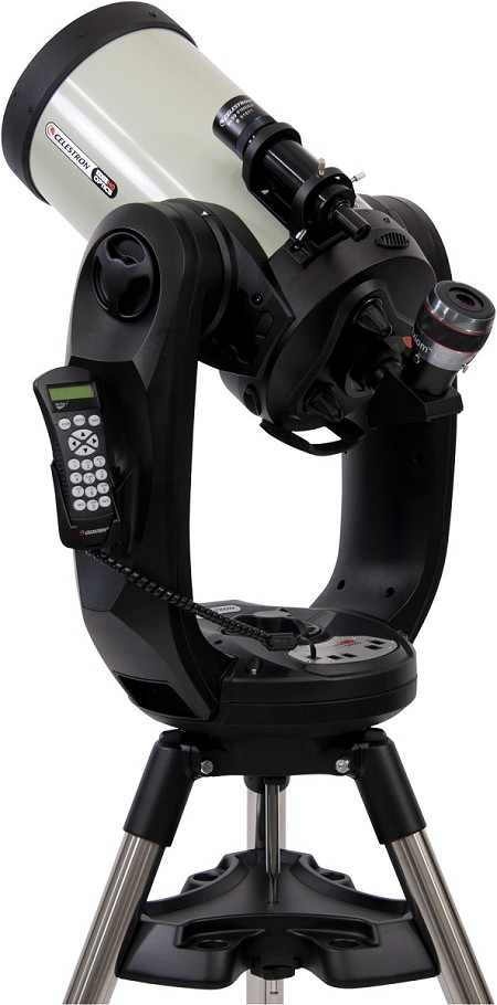 Celestron CPC Deluxe 925 HD Computerized Telescope with EdgeHD Optics