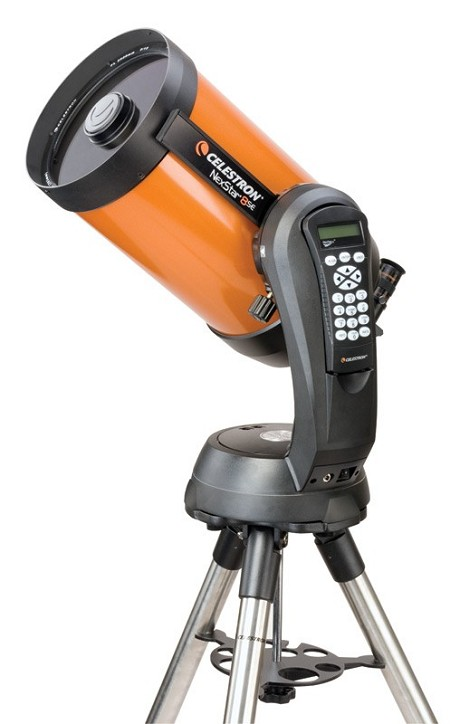 Celestron NexStar 8SE Computerized Telescope Kit  - Telescope of the Year for 2017 - 2020