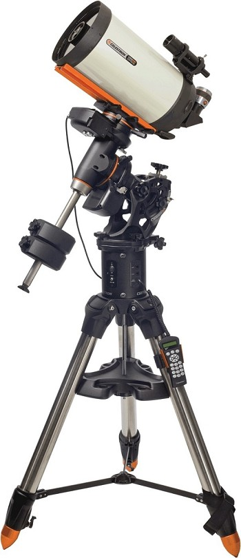 Celestron CGE PRO 925 HD Computerized Telescope