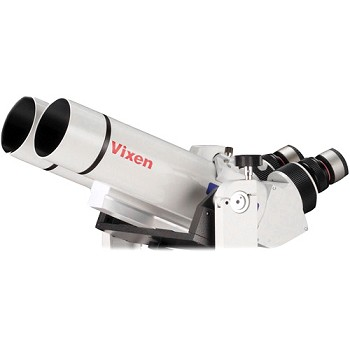 Vixen Optics 25x81 BT81S-A Astronomical Binocular w/ 2 SLV20 Eyepieces ( Award Winning Binocular Telescopes)