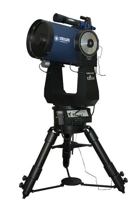 "Meade LX600-ACF 16"" f/8 Cassegrain Go-To Telescope with StarLock and Tripod"