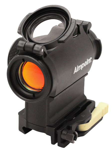 Aimpoint Micro H-2 Sight 2 MOA with 39mm Spacer LRP Mount