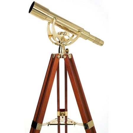 Celestron Ambassador Executive 50 15-45x50 Brass Telescope