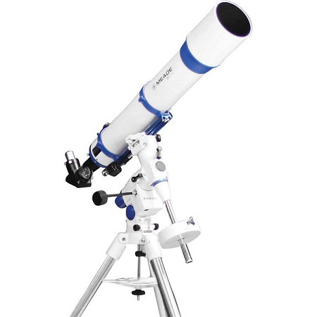 "Meade LX70 5"" f/8.3 Achromat Refractor Telescope with EQ Mount"