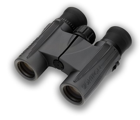 Sightron SI 8x25 TAC Binocular with Mil Ranging Reticle