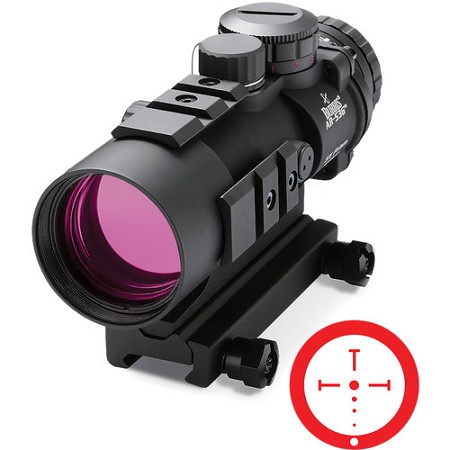 Burris 5x36 AR-536 Red Dot Sight (Ballistic CQ 5.56 Reticle)