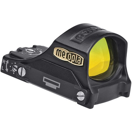 Meopta MeoRed 30 Redzone Reflex Sight (3 MOA Red Dot Reticle, Matte Black)