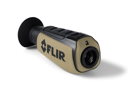 FLIR by Alpha Optics Scout III Thermal Camera Night Vision Monocular - Top Seller