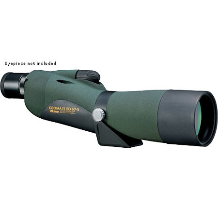 Vixen Optics Geoma II ED 67mm Spotting Scope (Straight Viewing)