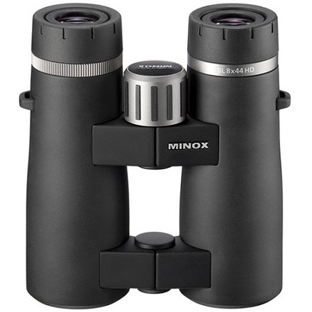 Minox BL HD line New Comfort Bridge Housing Binoculars - Made in Germany