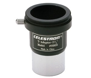Celestron - T - Adapter - Universal - 1-1/4 inch