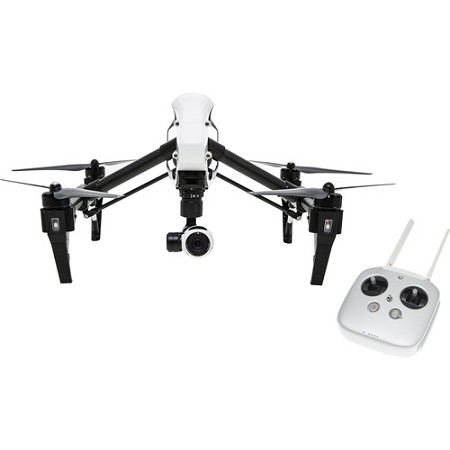 DJI Inspire 1 with 2 Transmitters