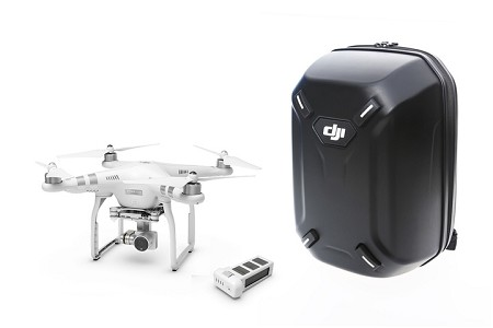 DJI Phantom 3 Advanced  with 1 Extra Battery Bundle