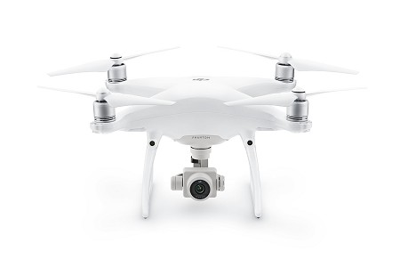 DJI Phantom 4 Pro -The most innovative camera drone
