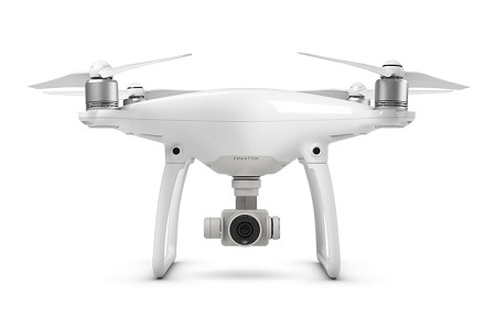 DJI Phantom 4 -The most innovative camera drone