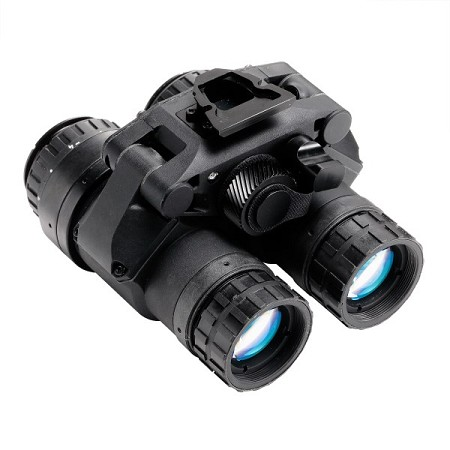 ACTinBlack DTNVG-14 Dual Tube Night Vision Binocular -  Version utilizes PVS-14 objectives