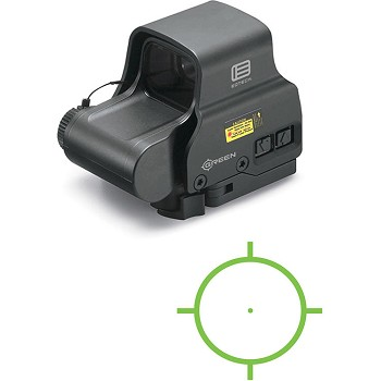 EOTech EXPS2-0GRN Holographic Sight Green Reticle Pattern (Matte Black)
