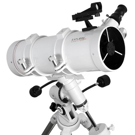 Explore Scientific FirstLight 114mm f/4.3 Reflector Telescope with EQ3 Mount