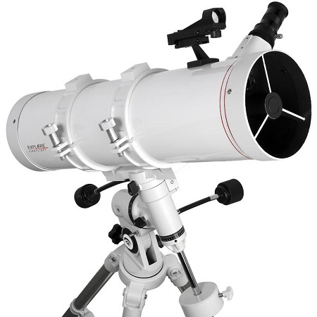 Explore Scientific FirstLight 130mm f/4.6 Newtonian Telescope with EQ3 Mount