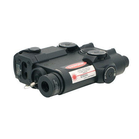 Newcon Optik LAM 3G Visible and Infrared Laser Aiming Device - offer to LE and Military only