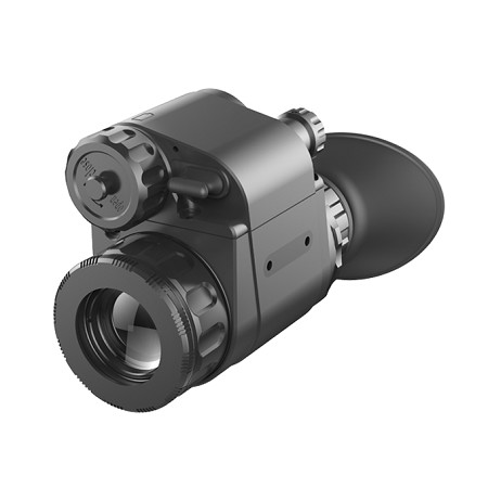 IRay Mini Series MH25 Thermal Imaging Monocular/ Goggle - Similar in size to a PVS-14, A monocular to rival the SkeetIR