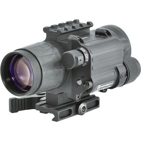 Armasight by FLIR CO-Mini Gen 2+ MG Night Vision Riflescope Clip-On System