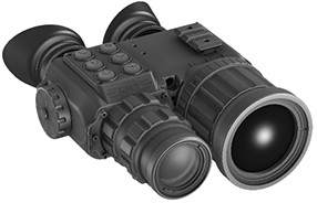 GSCI QUADRO-B Tactical Thermal Fusion Long Range Binocular ( can be hand-held or tripod-mounted )