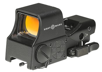 Sightmark Ultra Shot M-Spec Reflex Sight with LQD (Locking Quick Detach mount)
