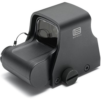 EOTech Model XPS2 Holographic Weapon Sight (Green Ring with Single Dot Reticle)