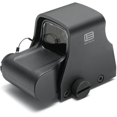 EOTech XPS2-0 Holographic Weapon Sight  (Ring with Single Red Dot Reticle)