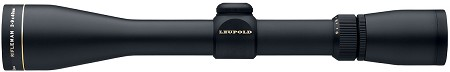 Leupold Rifleman QDManager 3-9x40mm Riflescope Matte Rifleman Ballistic Reticle