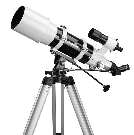 Sky-Watcher StarTravel 102 AZ3 120mm Refractor (600mm f/5) with Manual Alt-Az Mount