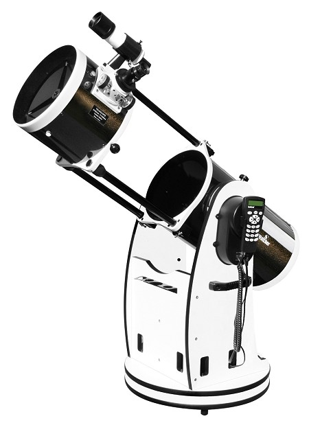 "Sky-Watcher Flextube SynScan 200P (8"")  GoTo Collapsible Dob Telescope"