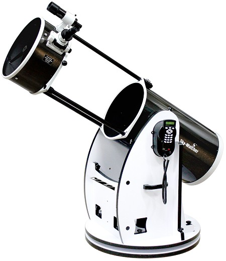 "Sky-Watcher Flextube SynScan 350P (14"")  GoTo Collapsible Dob Telescope"