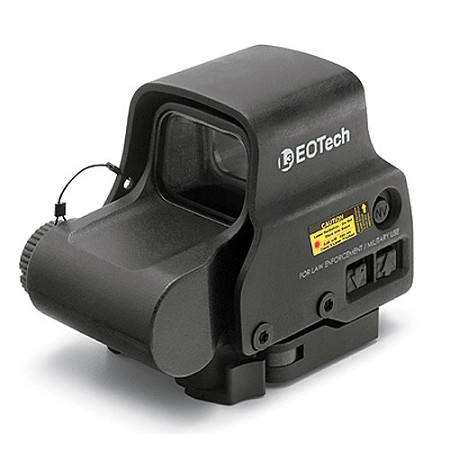 EOTech EXPS3-2 Holographic Weapon Sight  (Ring / Double Aiming Dots Reticle)