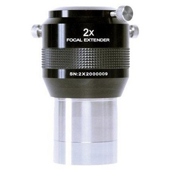 2x Explore Scientific Focal Extender, 2-inch Barrel, 4 Elements