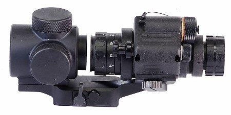 GSCI PBS14-ZL Clip-On Night Vision Monocular Kit