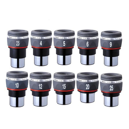 Vixen SLV Series Eyepieces (Made in Japan)