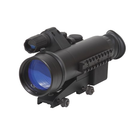 Firefield 3x42 NVRS 1st Generation Night Vision Rifle Scope with IR Illuminator - Top Seller